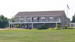 Social networking at Truro Golf Club