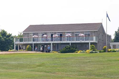 Social networking at Truro Golf Club