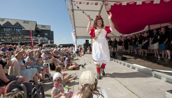 Falmouth International Sea Shanty Festival