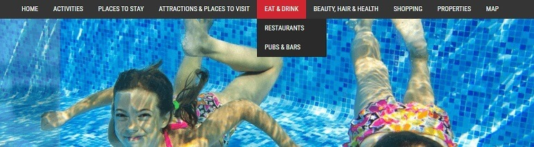 Drop Down menus Advertise with us What's on in Truro
