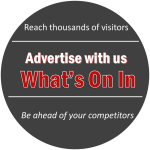 Advertise with us What's on in Ipswich